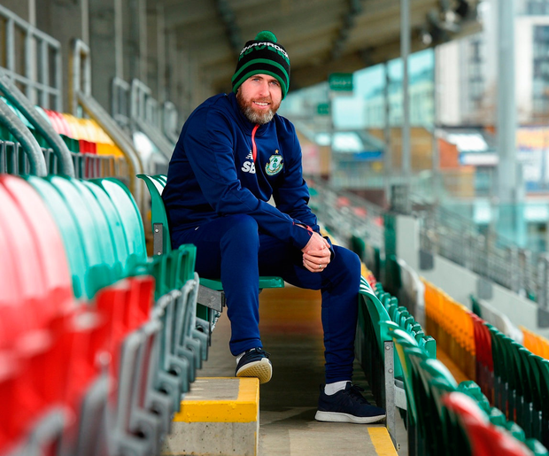 Stephen Bradley: 'I know it's not personal. I haven't done anything to any of them personally, it's the position I'm in and you have accept that.' Photo: Matt Browne/Sportsfile