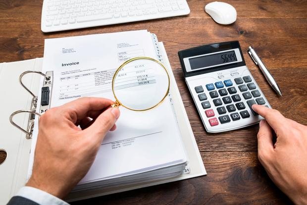 Is tax due on Custom House Capital cash? Stock image