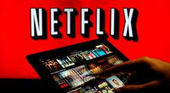 Netflix has first-mover advantage, a rapidly growing subscriber base and is creating quality content. Photo: Chris Ratcliffe/Bloomberg