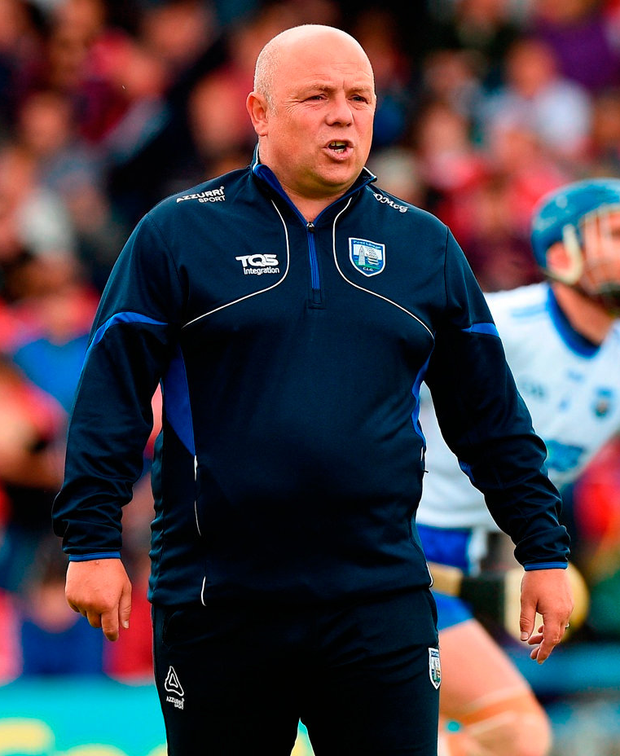 Waterford's former manager Derek McGrath. Photo: Matt Browne/Sportsfile