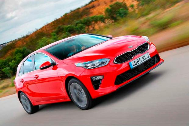 LOSING THE APOSTROPHE: The New Kia Ceed Comes Complete With A Different  Spelling