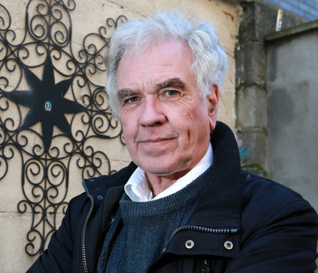 Homelessness champion: Fr Peter McVerry. Photo: Frank McGrath
