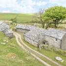 The exterior of Will Young's cottage. Photo: Stags