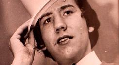 Columba McVeigh was 19 when he was abducted. Photo: Pacemaker