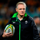 Under Joe Schmidt we are now serious players on the world stage. Photo by Brendan Moran/Sportsfile