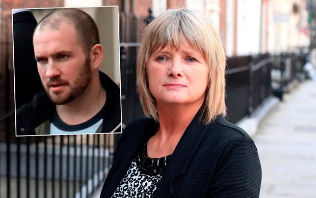 Awesome Cynthia Owen Is The Mother Of Tinder Rapist Patrick Nevin (inset). Photo: