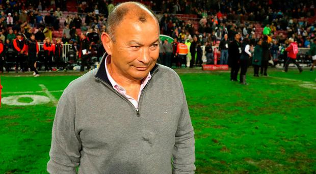 RFU refuses to rule out sacking Eddie Jones before World Cup if England results continue to slide