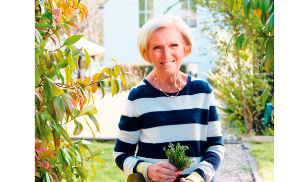 Mary Berry is heading up the 'Dare to Dairy with Mary' competition, a chance for people to bake an 'afternoon delight' that could be showcased at the National Ploughing Championships.