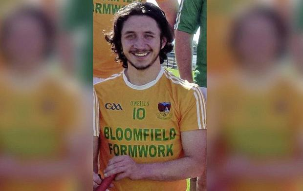 Tributes have been paid to Clonduff GAC hurler Pearce Branagan who died at the weekend