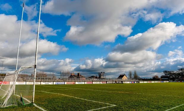 A general view of St Conleth's Park in Newbridge, Kildare. Photo: Piaras Ó Mídheach/Sportsfile