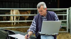 Farmers are embracing distance learning courses. File Photo
