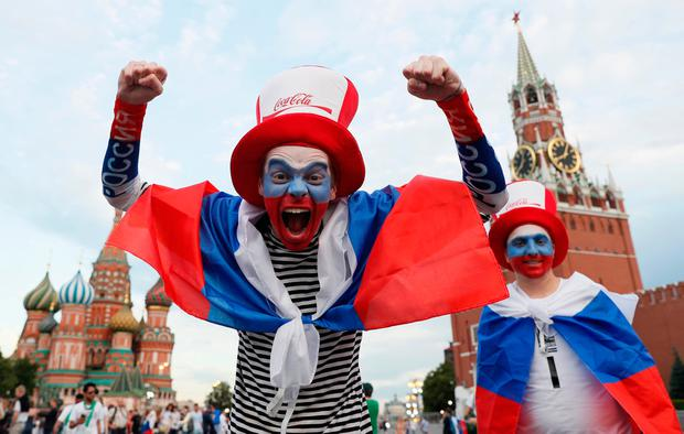 The soccer showpiece is fixed for Sunday, July 15 at 4.0 in Moscow. REUTERS/Gleb Garanich