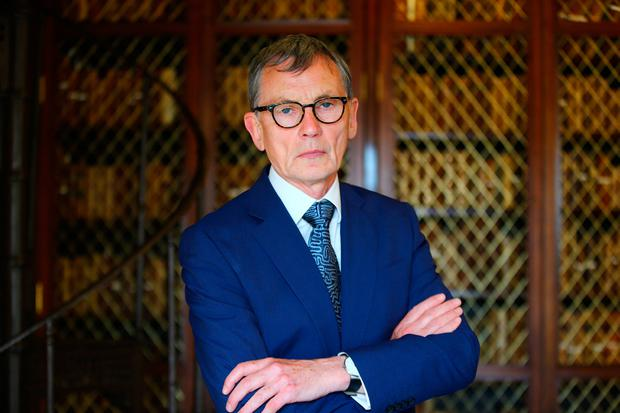 Called for payment: Dr Gabriel Scally is leading the inquiry