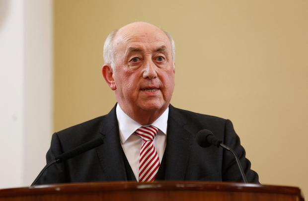 President of the High Court Mr Justice Peter Kelly