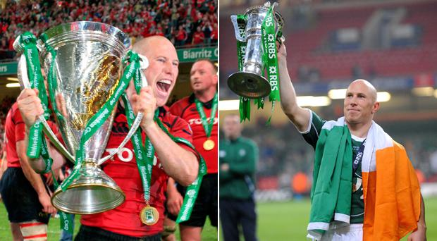 'To the coaches who never saw my size as a disadvantage, thank you' - Peter Stringer announces retirement