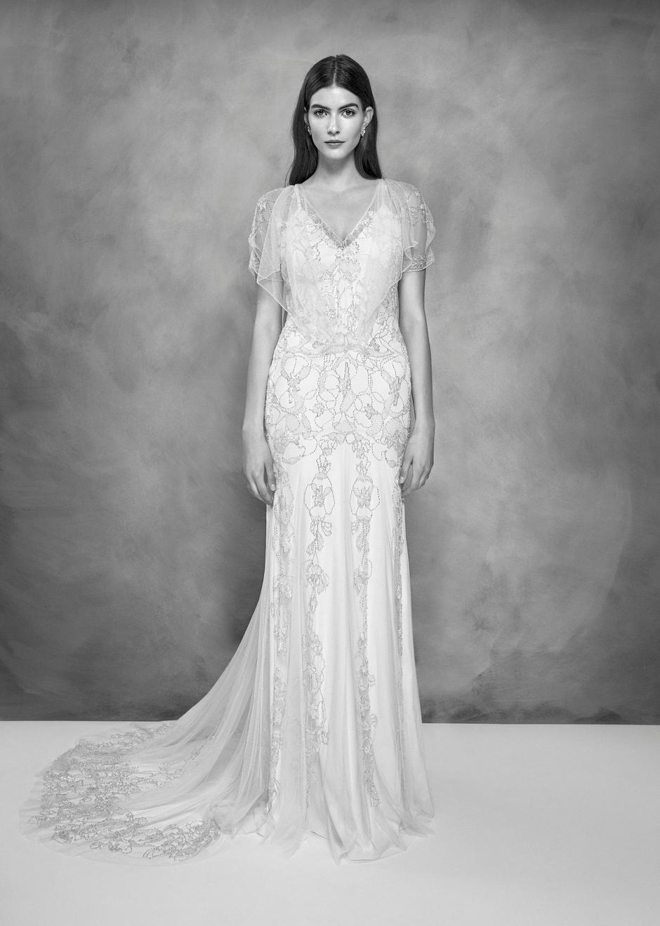 Kate Middleton fave Jenny Packham re-releases bestselling wedding ...