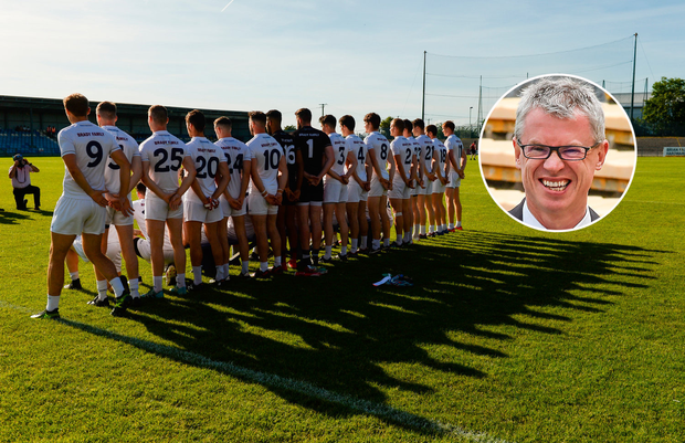 Joe Brolly says the treatment of Kildare by the GAA has been a 'disgrace'.