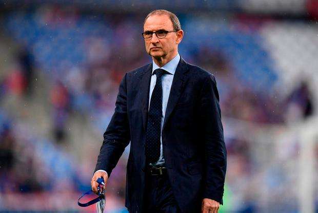 Republic of Ireland manager Martin O'Neill has been critical of VAR. Photo: Stephen McCarthy/Sportsfile...ABC