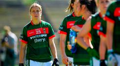 Mayo's Cora Staunton has reportedly left the panel