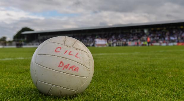 Kildare and Mayo to receive 1,500 tickets each for Newbridge encounter and fans who miss out are asked to stay away