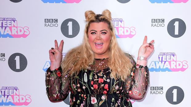 Gemma Collins swore on Loose Women (Ian West/PA)