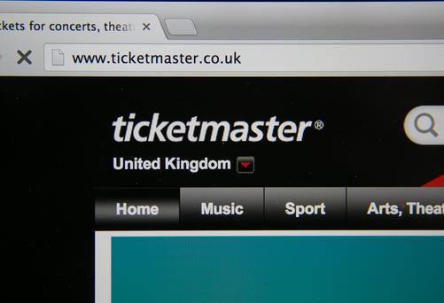 Ticketmaster hit by data breach in the UK