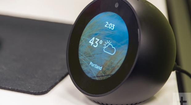 Tech review: Amazon looking good with Echo Spot but audio quality is limited