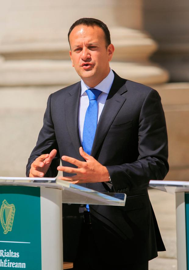 Leo Varadkar said preparations are being made for all situations