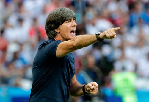 South Korea stuns listless Germany to knock champions out of World Cup