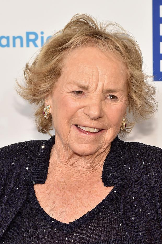 Ethel Kennedy, widow of Senator Robert F. Kennedy. Photo by Mike Coppola/Getty Images