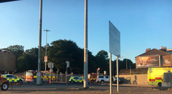 The incident occurred on the outbound junction of the Con Colbert Road and the South Circular Road. (Photo: Independent.ie)