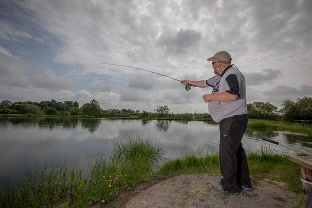 Ned Maher, owner of Ardaire Springs, one of the rural recreation hubs in Kilkenny which will be a hive of activity during the first ever Trail Kilkenny Outdoor Festival this July.