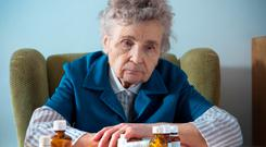 It gets easier to survive the older you get past 105. Stock picture