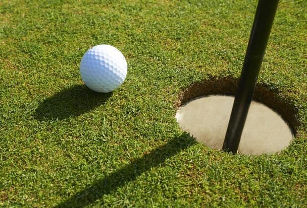 A third birdie on 16 rounded off an excellent day for Purcell. (Stock picture)