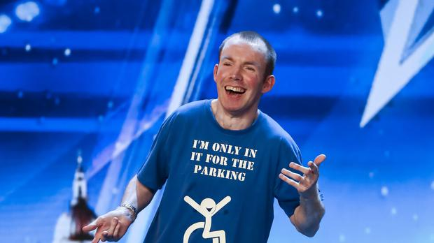 Lee Ridley (Tom Dymond/Syco/Thames/ITV)