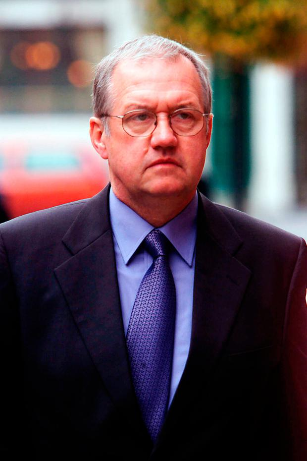 File photo dated 18/07/00 of retired police officer David Duckinfield who will face trial for the manslaughter by gross negligence of 95 football supporters at Hillsborough after a judge at Preston Crown Court ruled to lift a stay on his prosecution. Phil Noble/PA Wire
