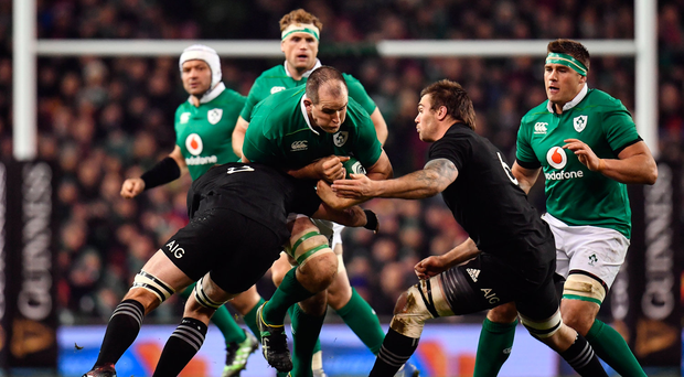 Ireland vs All Blacks tickets advertised for eye-watering sums online after selling out through official channels