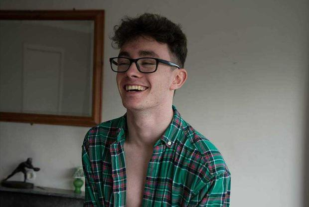 19-year-old Dean O'Reilly became involved with the DCU society in 2017, and has been organising LGBTA events on campus ever since.