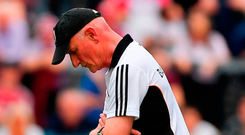 Brian Cody faces a tough test to prevent Galway from winning a second consecutive Leinster title. Photo: Piaras Ó Mídheach/Sportsfile