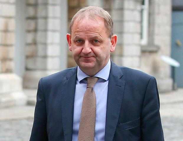 Sergeant Maurice McCabe. Photo: Damien Eagers