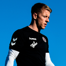 Bohemians goalkeeper Shane Supple. Photo: Sportsfile