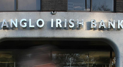 The former chief executive's admission of guilt yesterday to providing unlawful loans to a group of Anglo clients known as the 'Maple 10' means there will be no further trials. Photo: PA