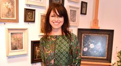 Imelda May attends Anthropologie hosts