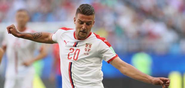 Sergej Milinkovic-Savic is a good fit for Manchester United. Photo: Getty Images