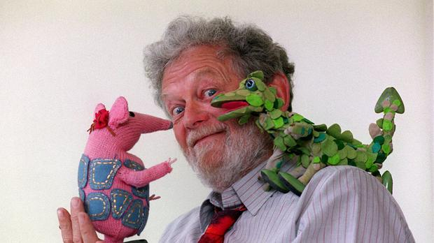 Peter Firmin has died (Toby Melville/PA)