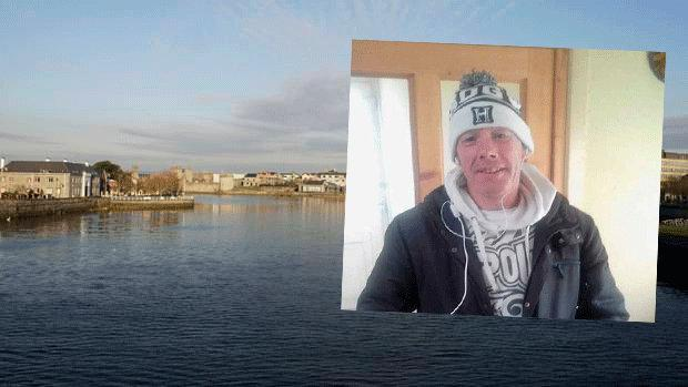 Christopher Leo (inset) tragically drowned in the River Shannon