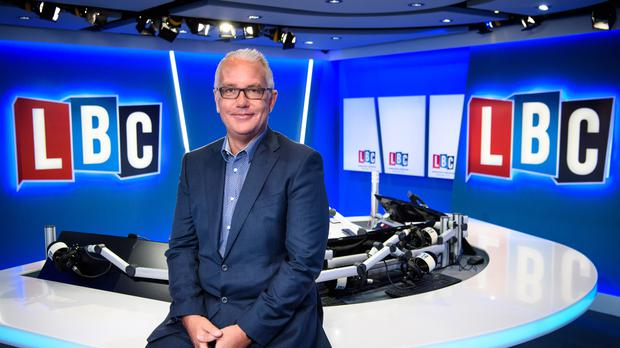 Eddie Mair is joining LBC (LBC)