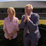 Boris Becker apologises for his use of an expletive. CREDIT: BBC WIMBLEDON