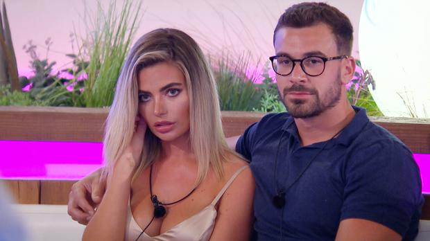 From ITV Studios Love Island: SR4: Ep29 on ITV2 Pictured: Alex and Megan.