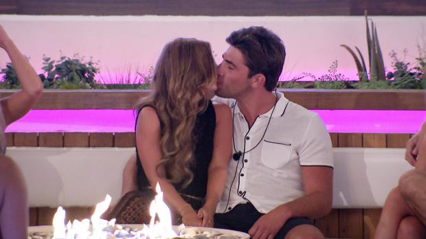 From ITV Studios Love Island: SR4: Ep29 on ITV2 Pictured: Dani and Jack.